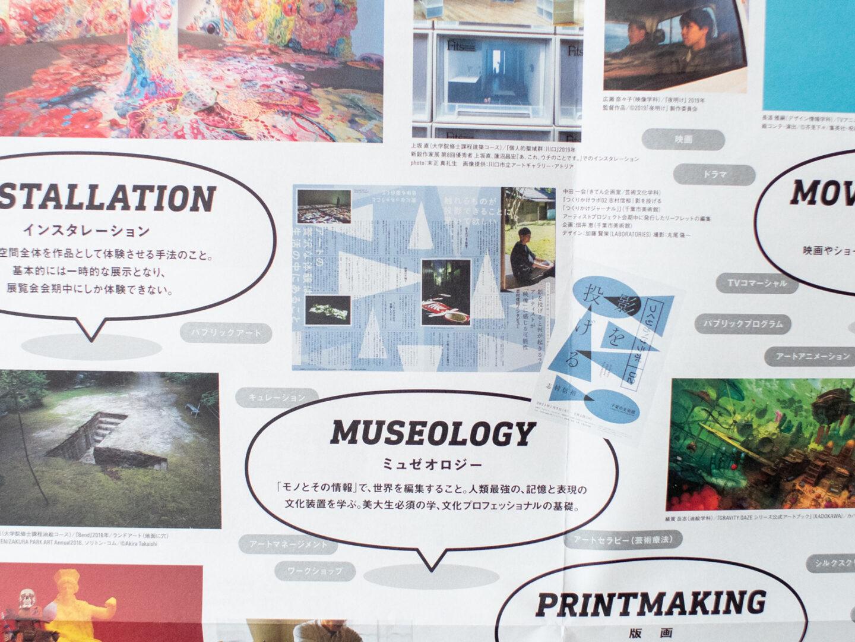 武蔵野美術大学「MUREKA 2022」にきてん企画室の制作物が掲載